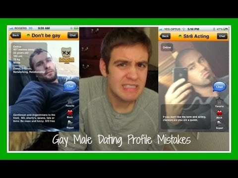 Male dating sites