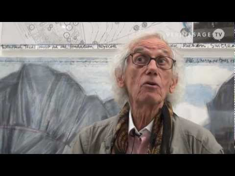 Christo and Jeanne-Claude: Interview with Christo