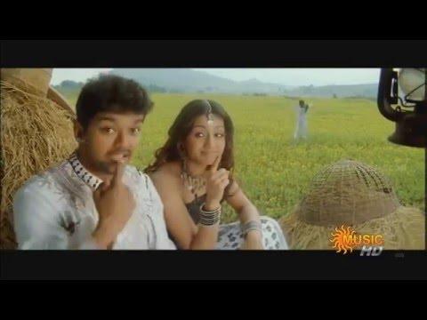 Kattu Kattu - Thirupachi Video Song HD | Vijay Hits