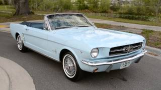 1964 1/2 Ford Mustang Convertible For Sale