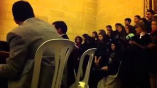 Ensemble Cantabile Xerez - Los caminos se hicieron