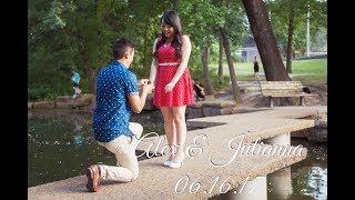 Alex & Julianna's Proposal - June 16th, 2017