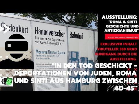 VR 360 'In den Tod geschickt - Deportationen von Juden, Roma und Sinti aus Hamburg zwischen 40-45'