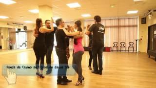 "Salsa Grenoble : Rueda de Casino ""Dame un Tarro"""