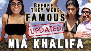 MIA KHALIFA - Before They Were Famous - UPDATED