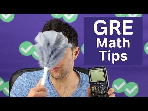 Top 3 GRE Math Study Tips - YouTube