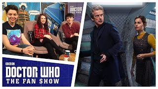Under The Lake Reactions - Doctor Who: The Fan Show