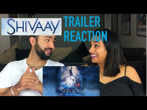 Shivaay Official Trailer Reaction | Ajay...