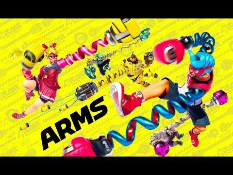 ARMS!!!! EVERYBODY'S GOT EM!!!
