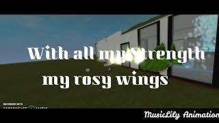 BTS (en inglés: Alas de la ciudad de Ala de Alades ) Roblox Music Video •MusicLily Animation
