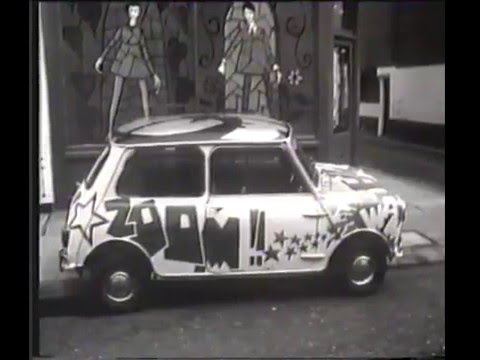1989 Twiggy 'Mini 30 LE' TV Advert (You Never Forget Your First Mini)
