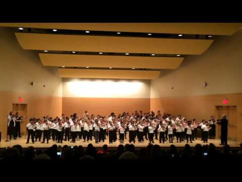 Suzuki Group Concert at Webster Music School