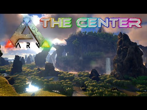 Ark: Survival Evolved | THE CENTER | #4 CHAOS CAVE
