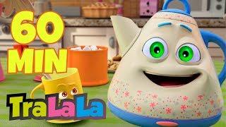 Micuțul ceainic 60 MIN - Cântece pentru copii | TraLaLa