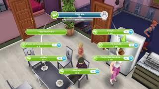 Como fazer seu recém nascido virar criança no The Sims Freeplay