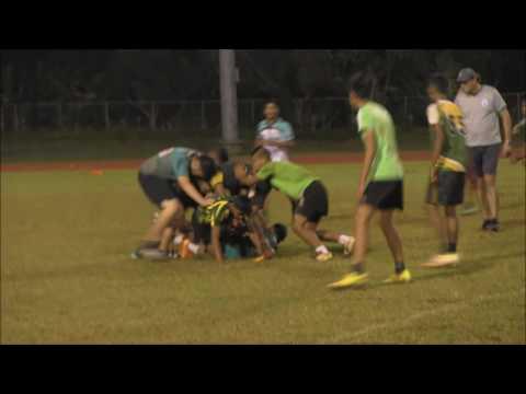 High School Rugby Guam : JV : Southern Dolphins vs JFK