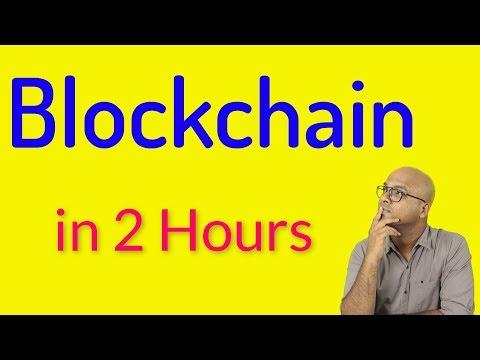 Blockchain Technology Tutorial | Explained