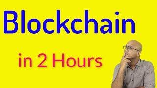 Blockchain Technology Tutorial   Explained