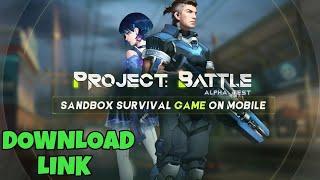 Project Battle | Fortnite Clone | Download Link