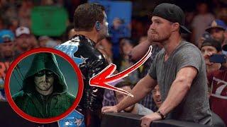 FAMOSOS QUE JÁ APARECERAM NA WWE