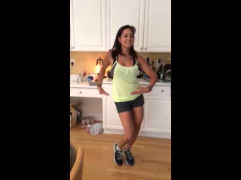 La dueña del swing merengue dance