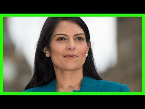 Priti patel offered an open goal to the foreign and commonwealth office mandarins