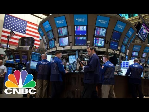 Dow Plunges In Steep Sell-Off | CNBC