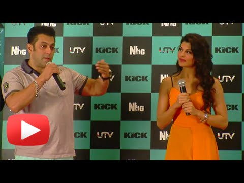 Salman Khan Speaks About His Stunts In Kick - UNCUT VIDEO