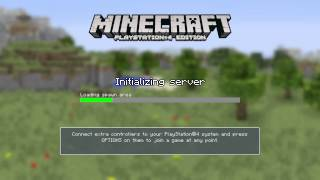MINECRAFT-PS4-CHANGE GAMEMODE IN GAME-TUTORIAL