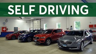 Self-Driving System Rankings | Consumer Reports