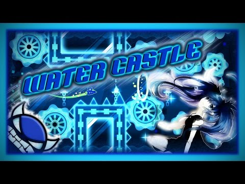 [DA ICON BOSS?] Water castle by Experience D (3 Coins) [Easy Demon]