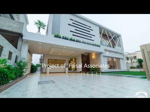 1 Kanal Modern House   500 sq Yd Home