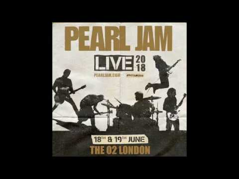 Pearl Jam - London 6/18/2018 (Full Concert)