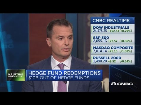 Hedge funds expected to redeem themselves in December after a subpar October