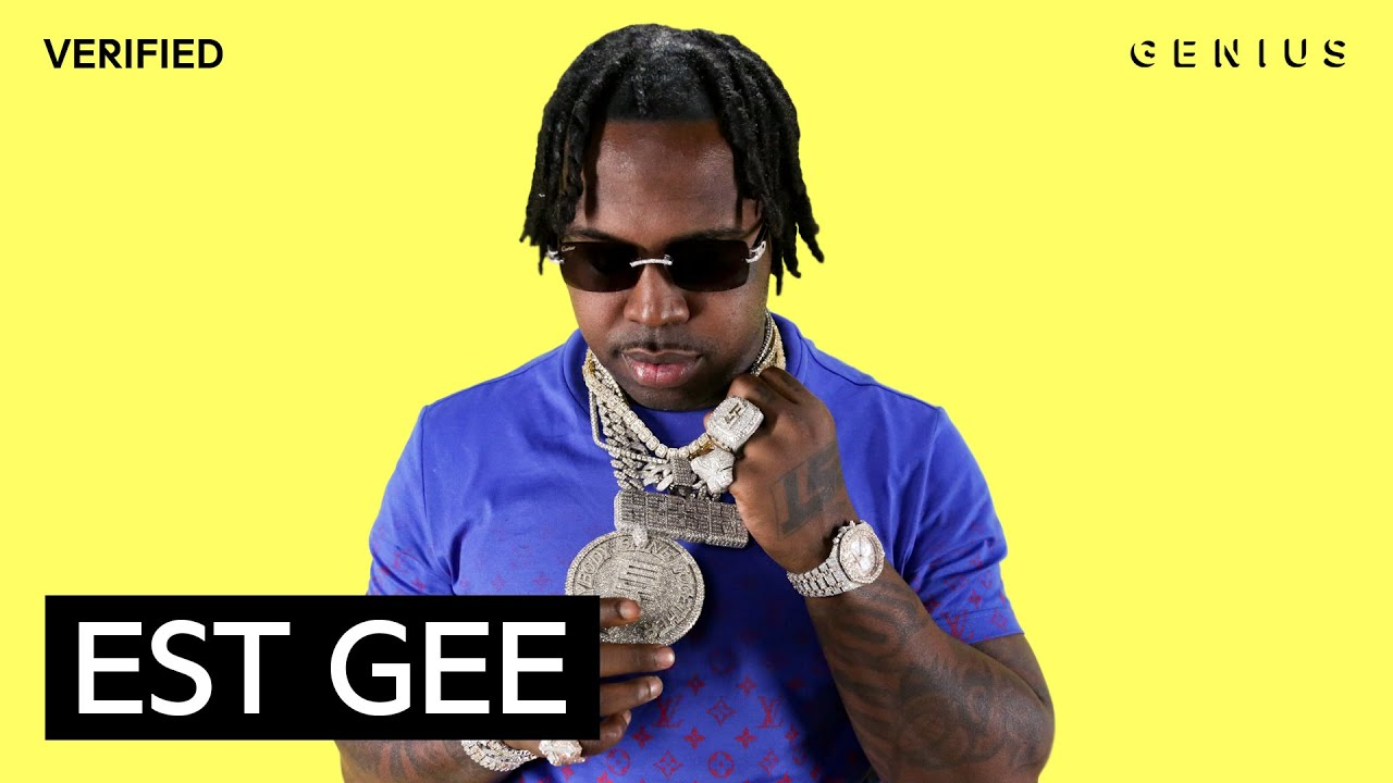 """EST Gee """"Capitol 1"""" Official Lyrics & Meaning 