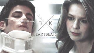 Barry and Kara   Heartbeats