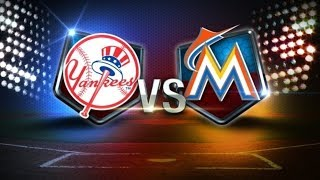 💥Game 125 STREAMING THE NEW YORK YANKEES vs THE MIAMI MARLINS LIVE REACTION AUGUST 21, 2018