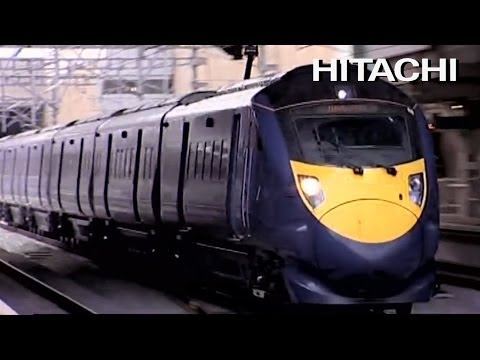 From ideas to innovation: Hitachi high-speed Rail (UK) - Hitachi