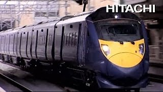 From ideas to innovation: Hitachi high-speed Rail (UK) - Hitachi