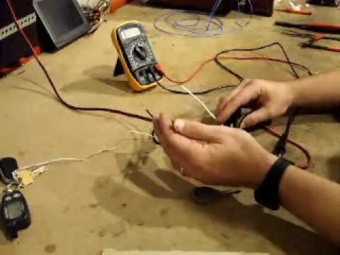 How to make a cheap transponder key bypass