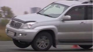 Контраварийная подготовка  Управление автомобилем