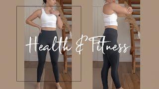 My Health & Fitness Goals/Tips Feat. lululemon | Gemary