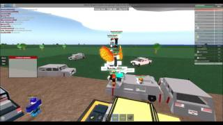 Roblox: Storm Chasers - Triplets, EF2 clips Greensfield, EF4, and Jumping/Flying Glitch on TC!