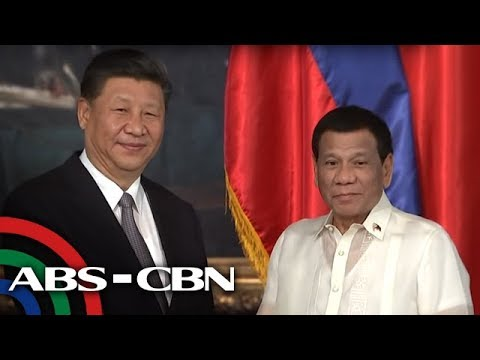 Bandila: PH-China oil, gas deal, walang dapat katakutan