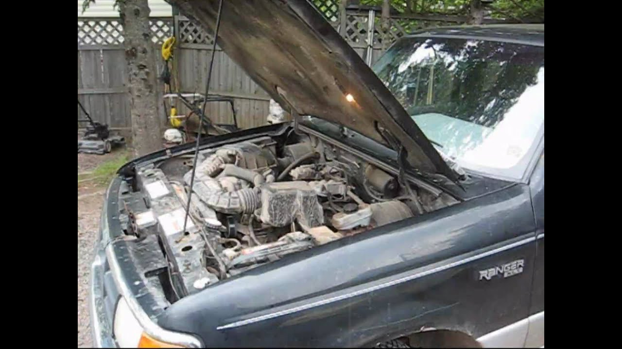 1997 Ford Explorer Fuse Diagram Under Hood How To Run A Self Check On Fords 1987 1995 Youtube