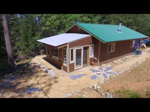 Solar Powered Paradise - House and land for sale in Nevada City, CA
