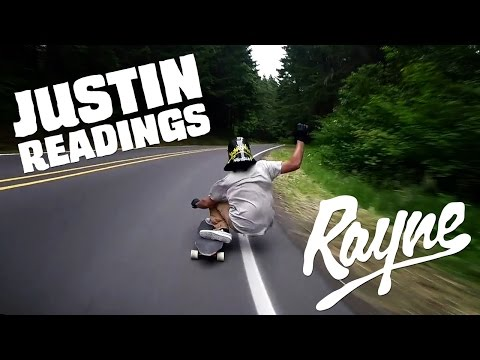 Justin Readings - Top Gun Raw Run