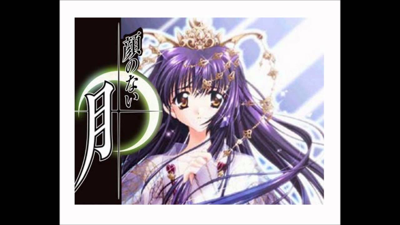 顔のない月 / RURI [ ErogesongFull 2000 ] - YouTube