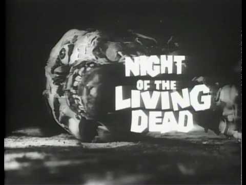 La Notte dei Morti Viventi (1968) - TRAILER - George A. Romero