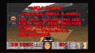 Doom (Original Xbox) - Incorrect Skybox